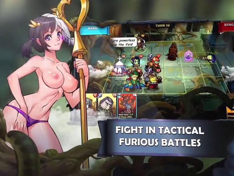 Chick Wars screenshot
