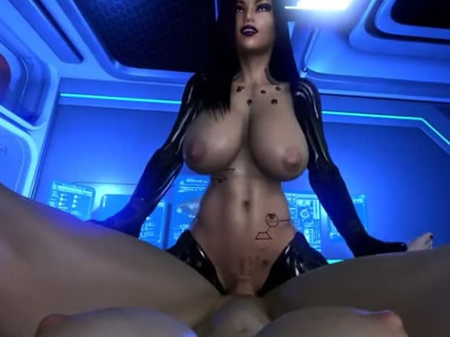 Cyberslut 2069 screenshot